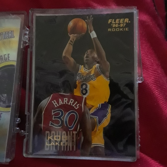 Kobe Bryant Rookie Card